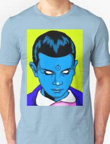 Stranger Things - Eleven Dr. Manhattan  Unisex T-Shirt