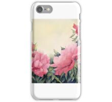 Tree Peonies iPhone Case/Skin