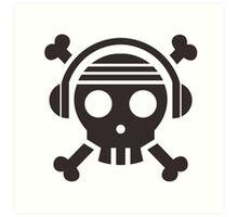 One Piece Podcast - Minimalist Logo Art Print