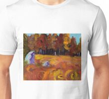 The Meadow in My Mind Unisex T-Shirt
