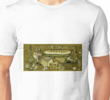In The Mid-Century Kitchen Unisex T-Shirt