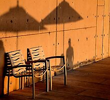Seating For Two by Bob Wall
