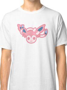 Sylveon Face Classic T-Shirt