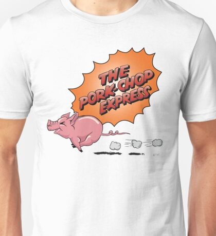 Jack Burton's - The Pork Chop Express Unisex T-Shirt