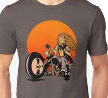 Lion, Cat, Biker - Motorcycles, Motorcycle Gear, Bikes Unisex T-Shirt