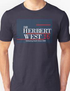 Dr Herbert West 2016 Unisex T-Shirt
