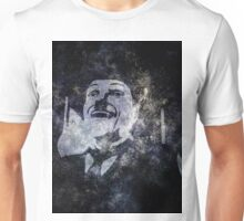Charlie Chaplins' Ghost Unisex T-Shirt