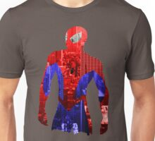 Spider-Man New York Double Exposure Unisex T-Shirt