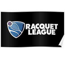 Racquet League Poster