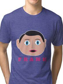 Frank Head Artwork Tri-blend T-Shirt