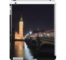 London Traffic iPad Case/Skin