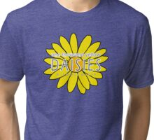 Gilmore Girls - One Thousand Yellow Daisies Tri-blend T-Shirt