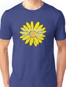 Gilmore Girls - One Thousand Yellow Daisies Unisex T-Shirt