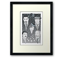 The Prestige Framed Print