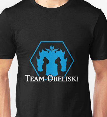 Team Obelisk - Yu-Gi-Oh! Unisex T-Shirt