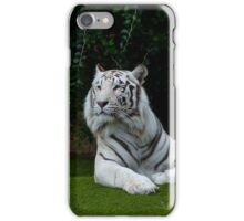 Snow Tiger iPhone Case/Skin
