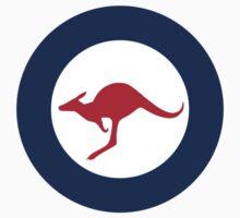 Roundel of Royal Australian Air Force  T-Shirt