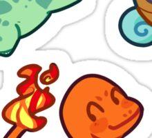 Starters Sticker