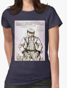 Performing Arts Posters Royal Lilliputians the big event nothing but fun it is to laugh 1885 Womens Fitted T-Shirt