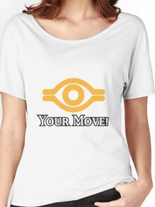 Your Move - Yu-Gi-Oh! Women's Relaxed Fit T-Shirt
