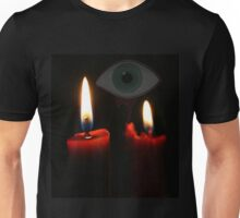 Brightened eye-dea Unisex T-Shirt