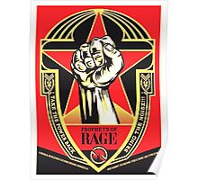 prophets of rage poster Poster