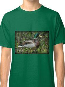 Mr. Mallard Classic T-Shirt
