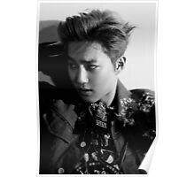 Exo Lotto - Suho Poster