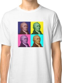 Alexander Hamilton Popart Classic T-Shirt