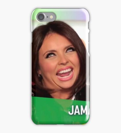 jamaican accent little mix iPhone Case/Skin