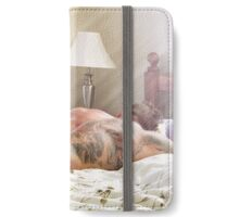 Tankjoey - cottage sun rays iPhone Wallet/Case/Skin
