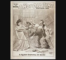 Performing Arts Posters The only and original A hot old time everything new 0079 Unisex T-Shirt