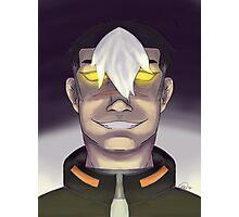 Dark Shiro-Voltron: Legendary Defender Photographic Print