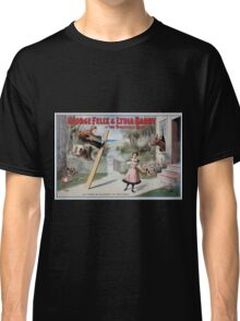Performing Arts Posters George Felix Lydia Barry in The vaudeville craze 0335 Classic T-Shirt