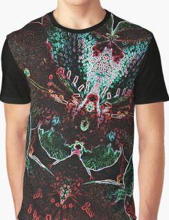 Butterflower Graphic T-Shirt