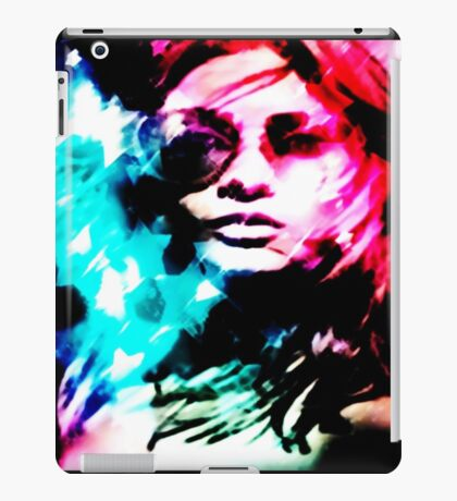 No Spanking The Monkey WEAR© FREEDOM RUSH iPad Case/Skin