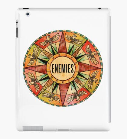 enemies embark iPad Case/Skin