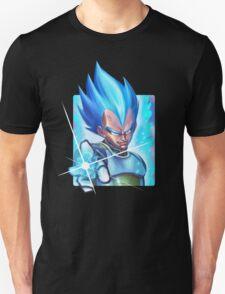 vegeta super saiyan blue - dbz Unisex T-Shirt