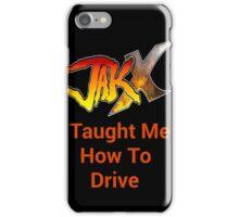 Combat Driving iPhone Case/Skin