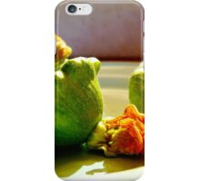 Squash Drama iPhone Case/Skin