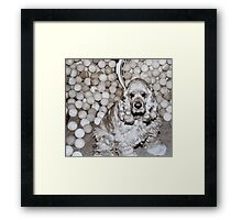 """""""THE COLLECTOR"""" Framed Print"""