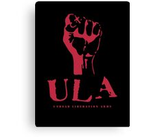 undead liberation army Canvas Print