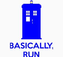 Basically, Run Unisex T-Shirt
