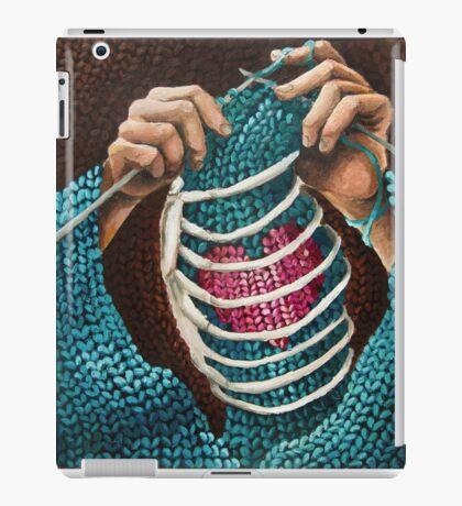 Knitted Love iPad Case/Skin
