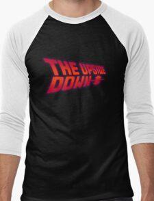 The upside down Men's Baseball ¾ T-Shirt