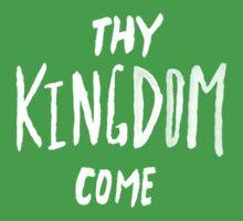 Thy Kingdom Come II One Piece - Short Sleeve