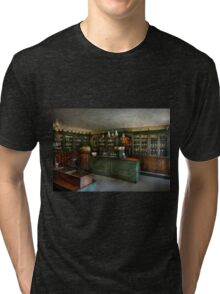 Pharmacy - The Chemist Shop  Tri-blend T-Shirt