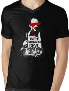 Supernatural Crowley  Mens V-Neck T-Shirt