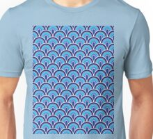 Fabric Texture Retro Style Unisex T-Shirt