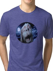 Falcor laughing Tri-blend T-Shirt